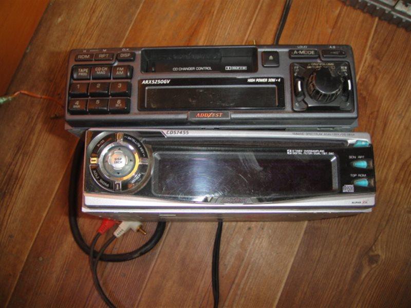 Магнитофон Suzuki Escudo TD02W G16A 1998