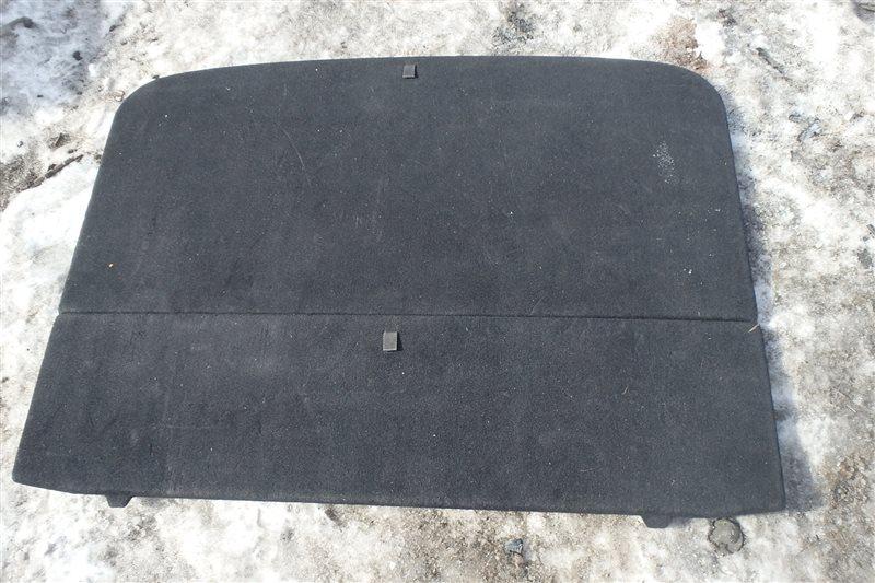 Полка багажника Toyota Caldina AZT246 1AZ-FSE 2004 задняя нижняя