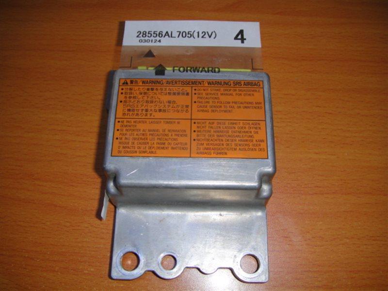Блок srs Nissan Skyline V35 VQ25DD 2003