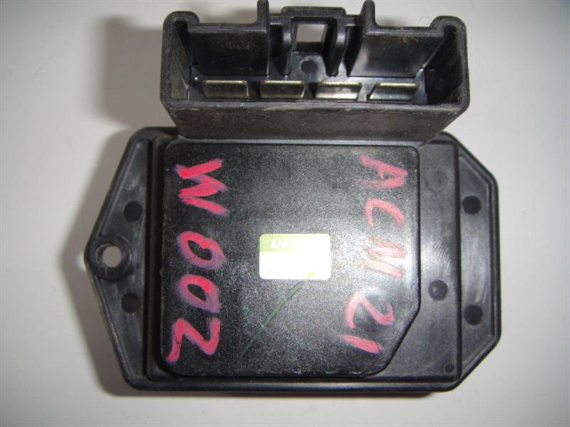 Реостат Toyota Ipsum ACM21W 2AZ-FE 2005