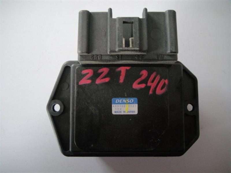 Реостат Toyota Premio ZZT240 1ZZ-FE 2006