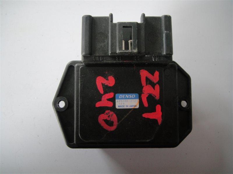 Реостат Toyota Premio ZZT240 1ZZ-FE 2005