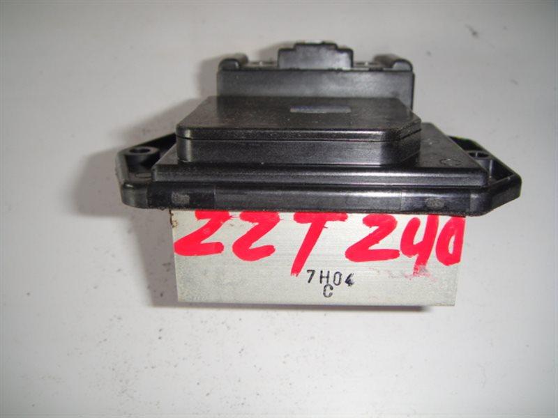 Реостат Toyota Allion ZZT240 1ZZ-FE 2003