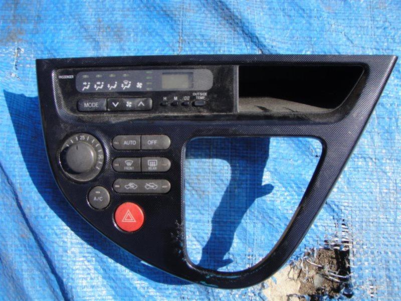 Климат-контроль Toyota Wish ANE11 1AZ-FSE 2003