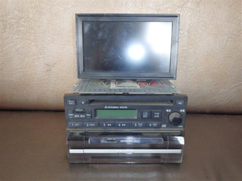 Магнитофон Mitsubishi Pajero V73W 6G72 2005