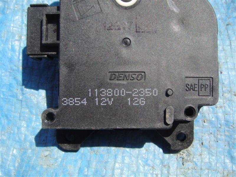 Сервопривод заслонок печки Honda Airwave GJ1 L15A 2006