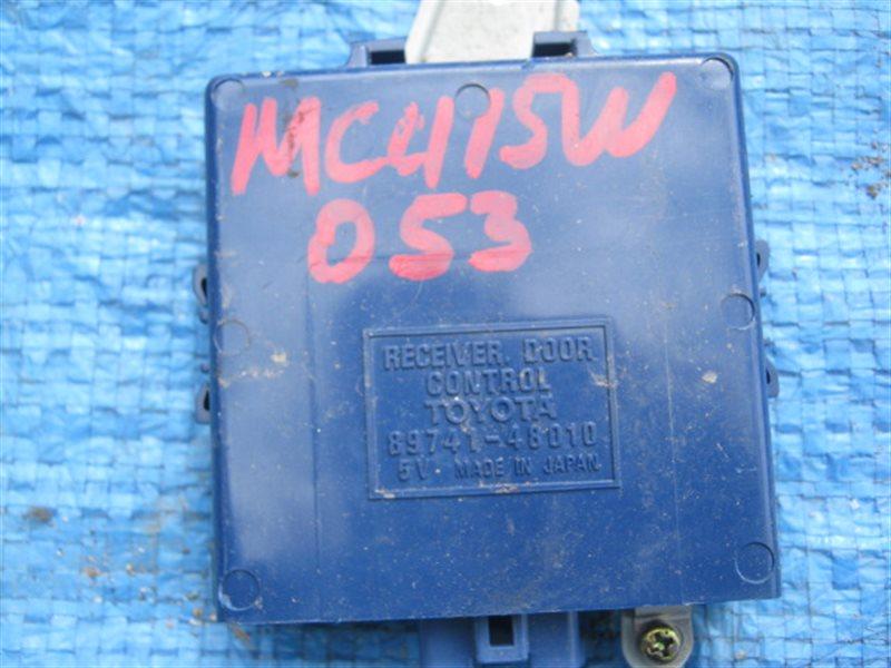 Блок управления замками Toyota Harrier MCU15 1MZ-FE 1998