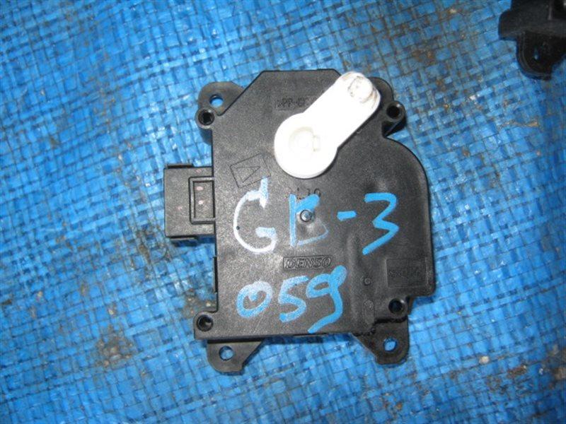 Сервопривод заслонок печки Honda Freed GB3 L15A 2009