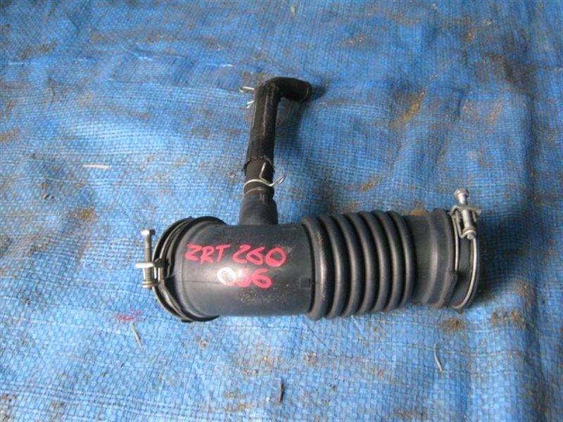 Патрубок воздушн.фильтра Toyota Allion ZRT261 3ZR-FAE