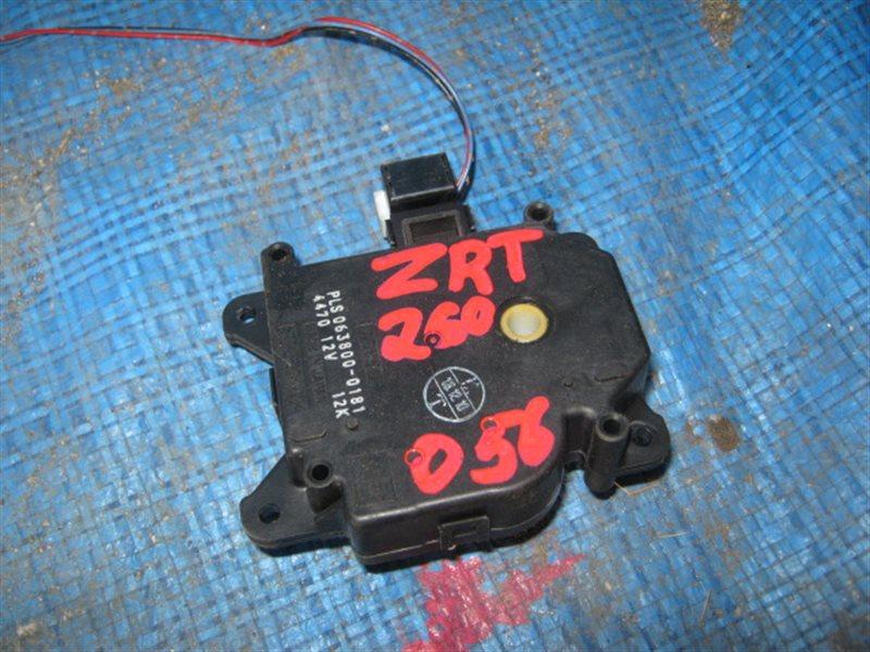 Сервопривод заслонок печки Toyota Allion ZRT261 3ZR-FAE