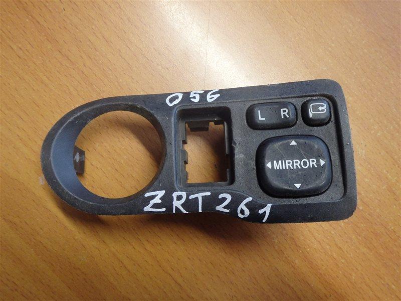 Блок управления зеркалами Toyota Allion ZRT261 3ZR-FAE