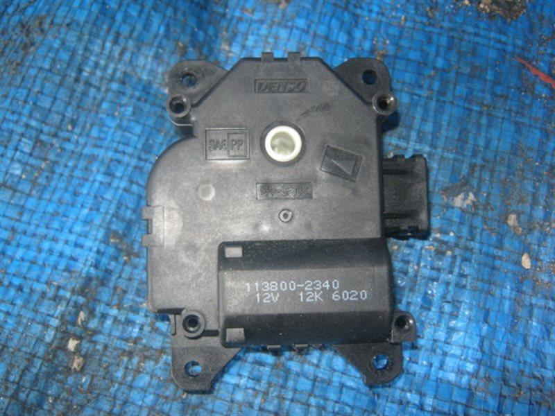 Сервопривод заслонок печки Honda Insight ZE2 LDA 2009