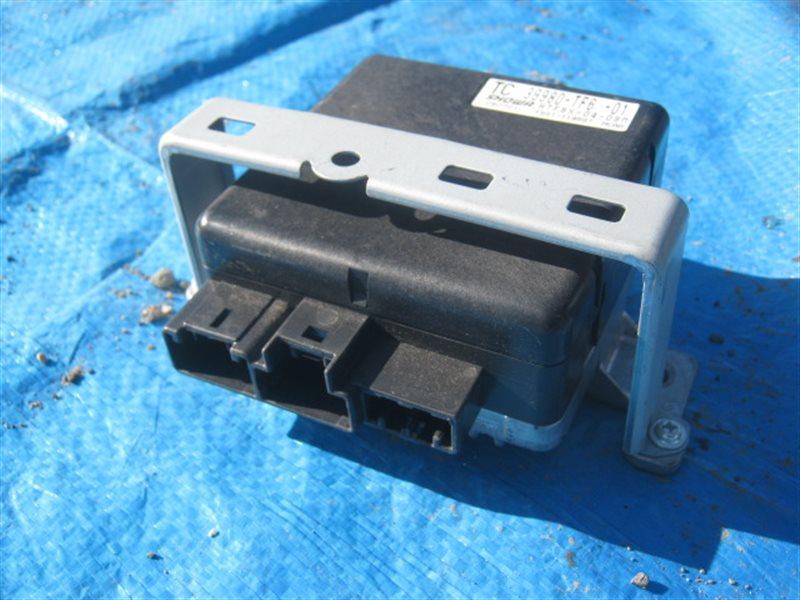Блок управления рулевой рейкой Honda Fit GE9 L15A 2008