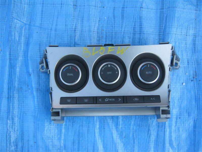 Климат-контроль Mazda Axela Sport BL5FW ZY 2009