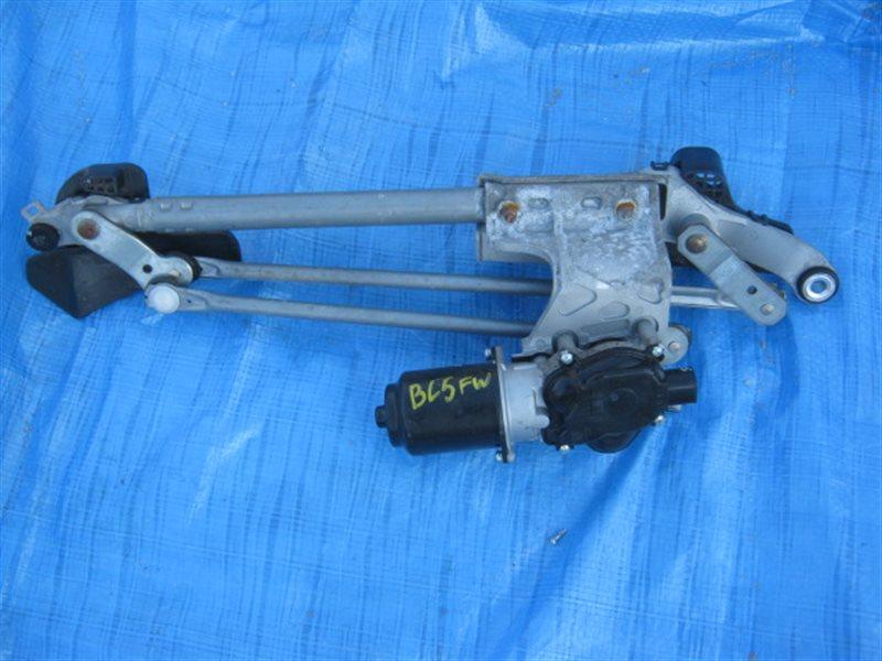 Мотор дворников Mazda Axela Sport BL5FW ZY 2009 передний