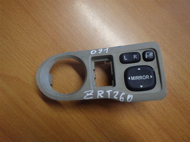 Блок управления зеркалами Toyota Premio ZRT260 2ZR-FE 2007