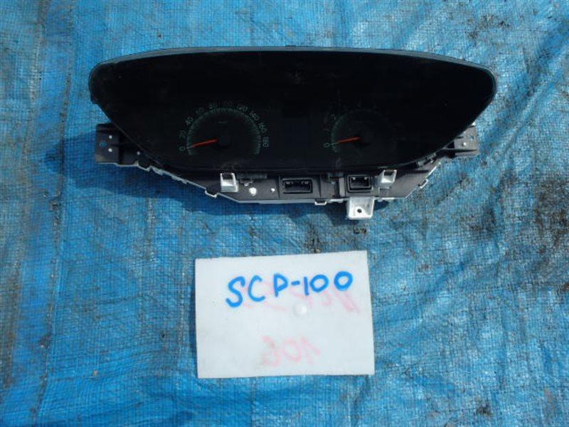 Спидометр Toyota Ractis SCP100 2SZ-FE 2006