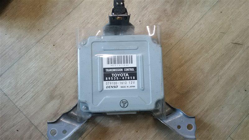 Блок управления акпп Toyota Prius NHW20 1NZ-FXE 2005