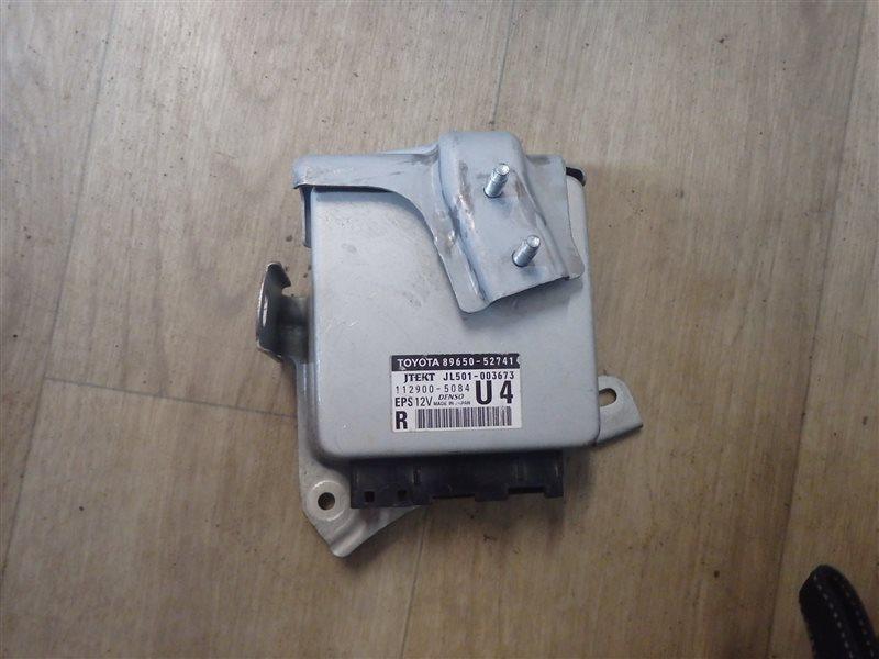 Блок управления рулевой рейкой Toyota Vitz NSP135 1NR-FE 2013