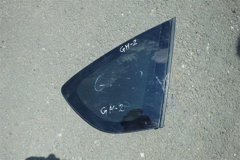 Стекло собачника Subaru Impreza GH2 EL15 2009 заднее правое