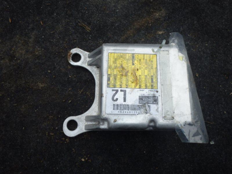 Блок srs Toyota Auris NZE151 1NZ-FE 2010