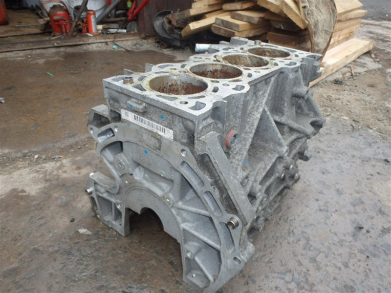 Блок двс Mazda Mpv LY3P L3-VDT 2007