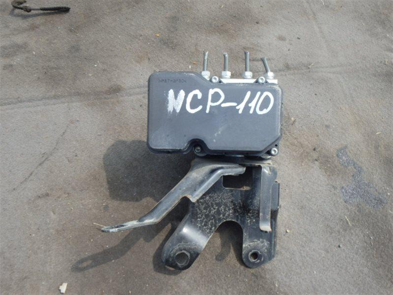 Блок abs Toyota Ist NCP110 1NZ-FE 2007
