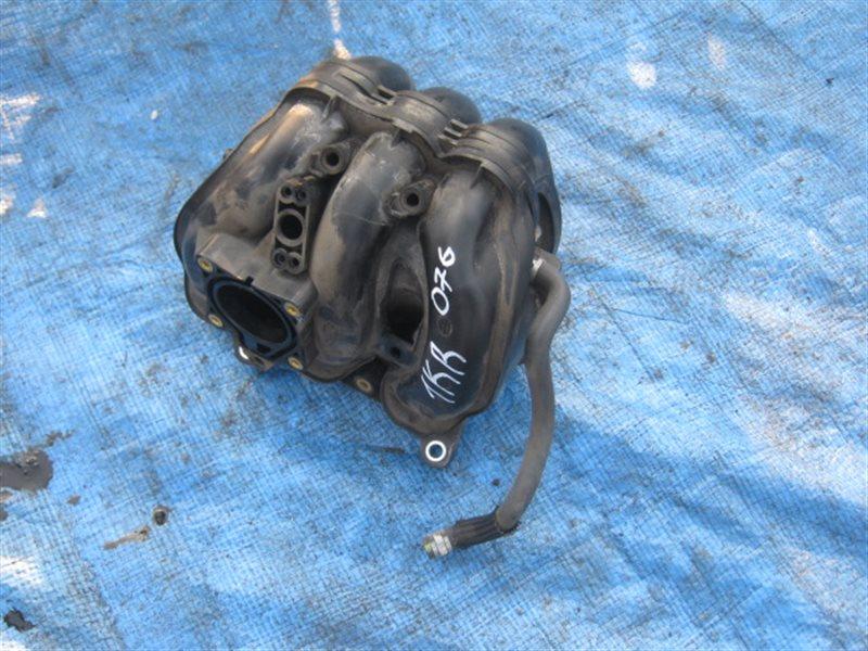 Коллектор впускной Toyota Vitz KSP90 1KR-FE 2009