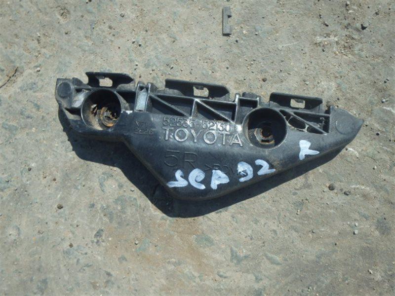Крепление бампера с крыла Toyota Belta SCP92 2SZ-FE 206 переднее правое