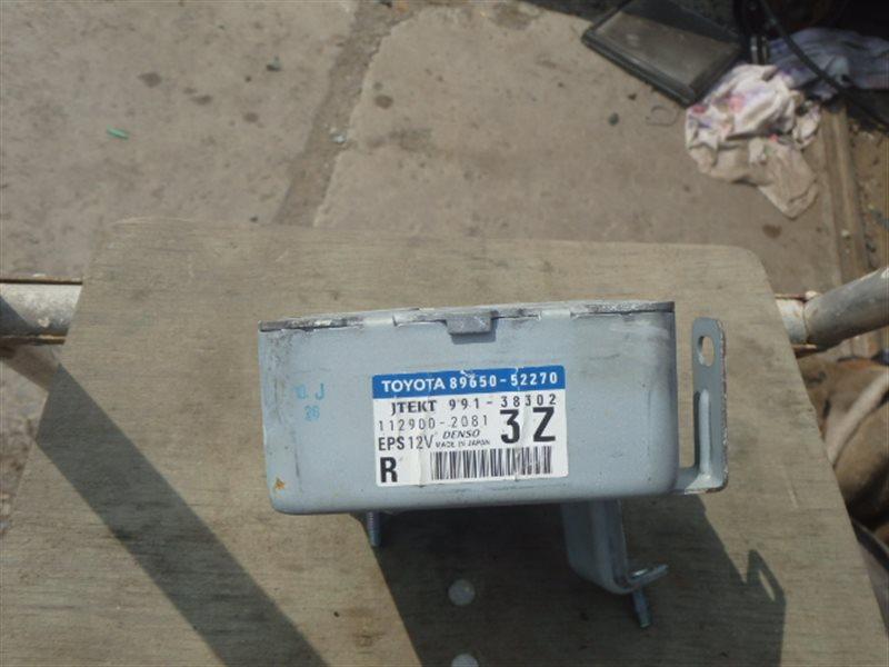 Блок управления рулевой рейкой Toyota Ist NCP110 1NZ-FE 2007