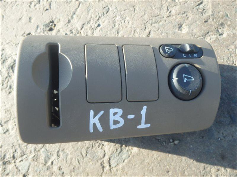 Блок управления зеркалами Honda Legend KB1 J35A 2005