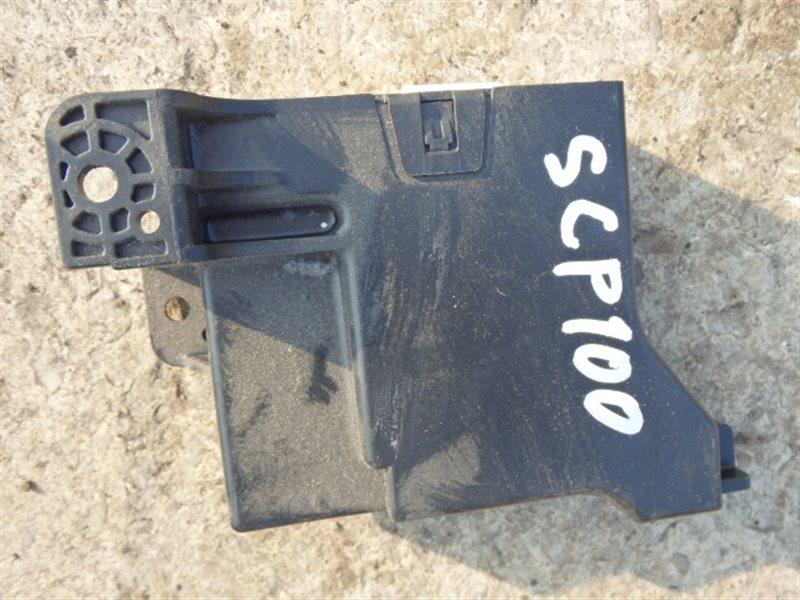 Блок управления кондиционером Toyota Ractis SCP100 2SZ-FE 2008