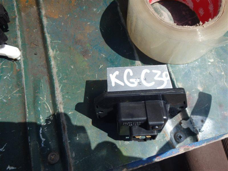 Реостат Toyota Passo KGC30 1KR-FE 2010