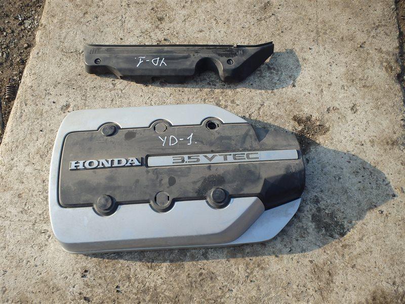 Крышка двигателя пластик Honda Mdx YD1 J35A 2003