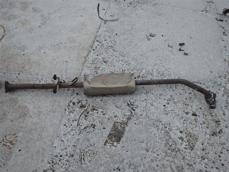 Глушитель Honda Cr-V RE4 K24A 2006