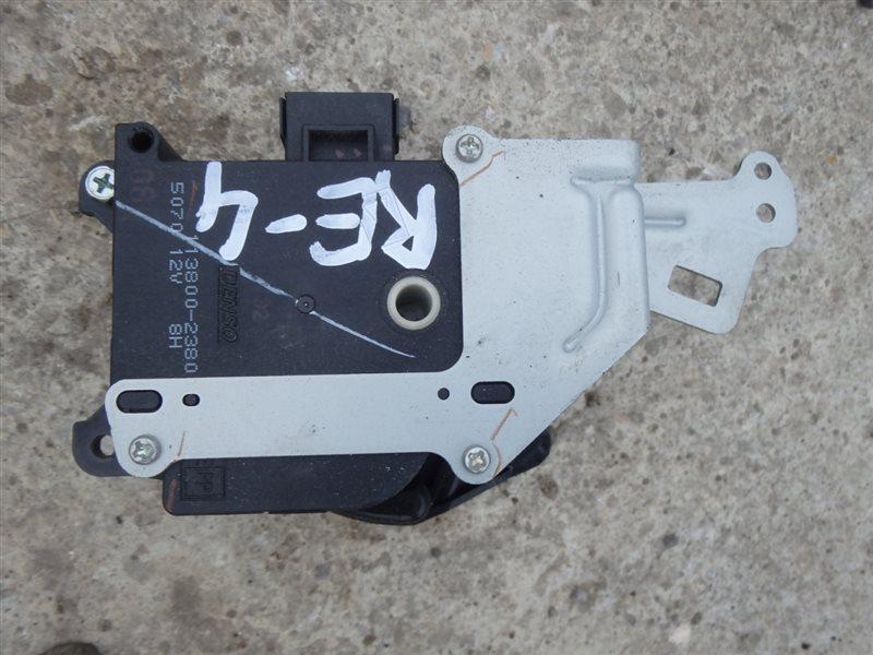 Сервопривод заслонок печки Honda Cr-V RE4 K24A 2006