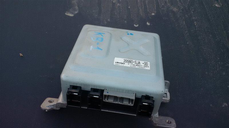 Блок управления рулевой рейкой Honda Legend KB1 J35A 2005