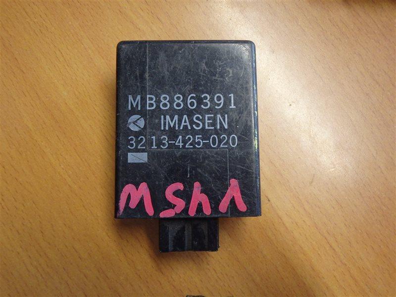 Блок управления Mitsubishi Pajero V45W 6G74 1998