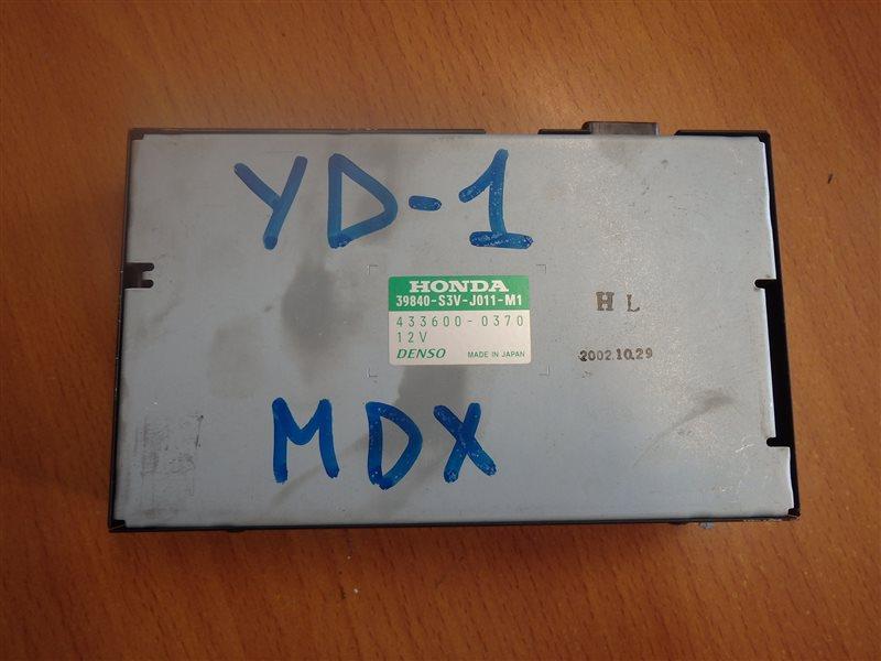 Блок навигации Honda Mdx YD1 J35A 2003