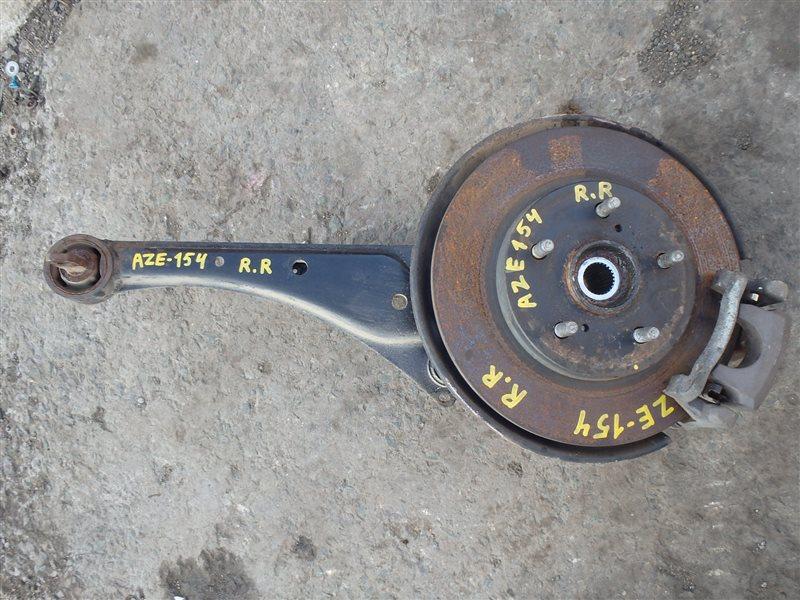 Ступица Toyota Blade AZE154 2AZ-FE 2008 задняя правая
