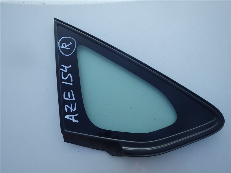 Форточка кузова Toyota Blade AZE154 2AZ-FE 2008 передняя правая