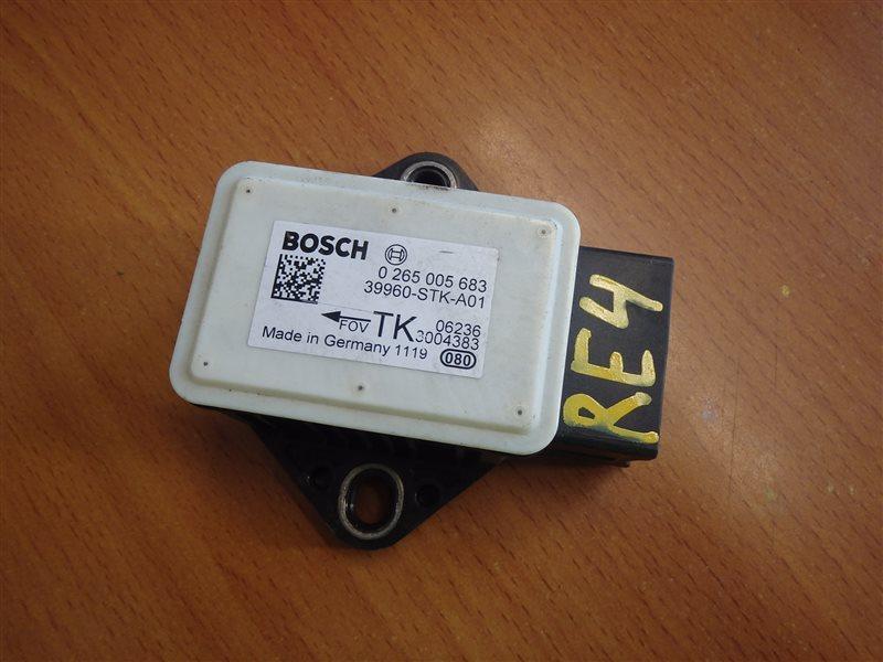 Блок управления Honda Cr-V RE4 K24A 2006