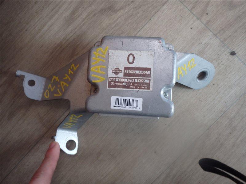 Блок управления акпп Nissan Ad VAY12 CR12DE 2007