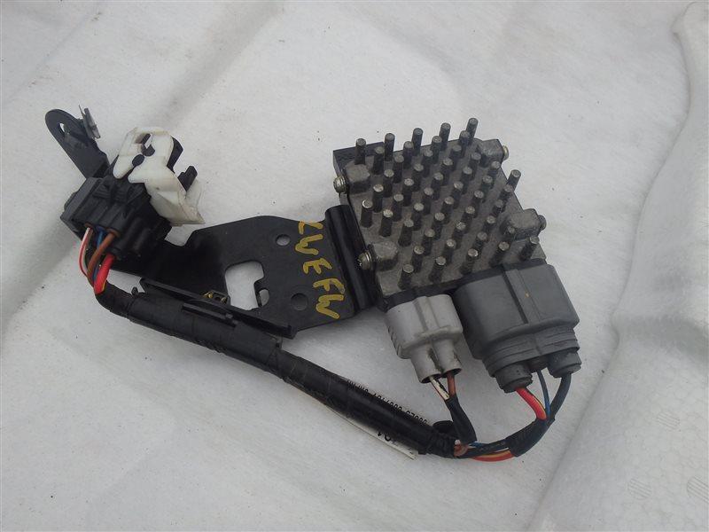 Блок управления Mazda Premacy CWEFW LF-VDS 2010