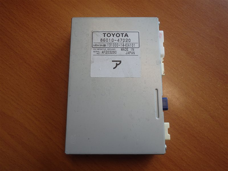 Блок управления tv-tuner Toyota Prius NHW20 1NZ-FXE 2007