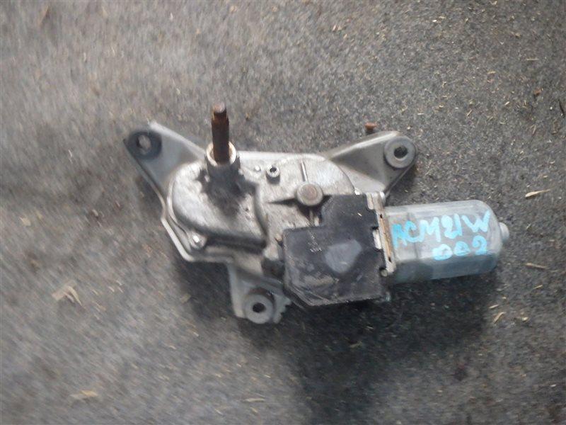 Мотор дворников Toyota Ipsum ACM21W 2AZ-FE задний