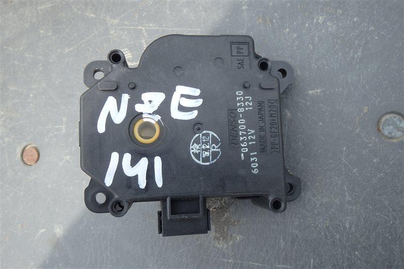 Сервопривод заслонок печки Toyota Corolla Axio NZE141 1NZ-FE 2008