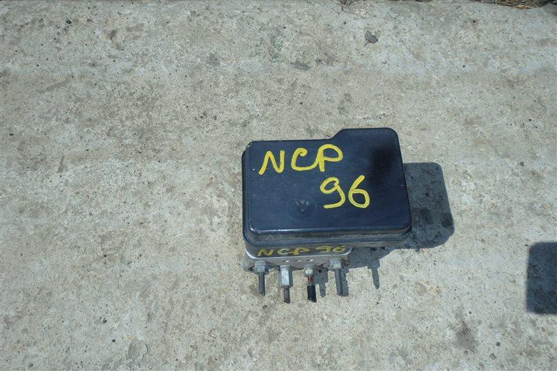 Блок abs Toyota Belta NCP96 2NZ-FE 2006