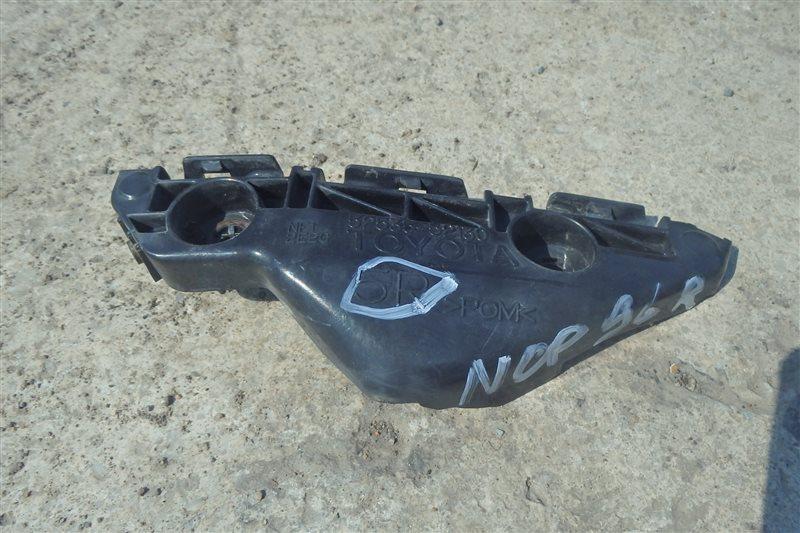 Крепление бампера с крыла Toyota Belta NCP96 2NZ-FE 2006 переднее правое