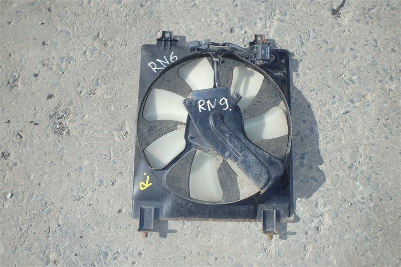Диффузор радиатора Honda Stream RN9 R20A 2007 правый